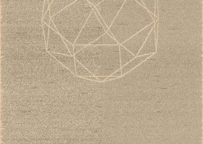 Simon Bertrand, Retranscription du Prophète 2014-2015 Édition 2/5 Impression au jet d'encre sur papier Moab 300 grammes 24 x 18,5 pouces