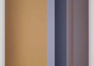 Pierre Dorion | Sans titre (RB) 2013 Huile sur toile de lin 60 x 45 pouces  Crédit Photo : Richard-Max Tremblay