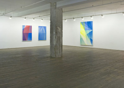 Vue d'installation, Galerie René Blouin, 2010 Crédits photo : Richard-Max Tremblay