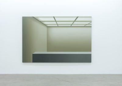 Sans titre (VGM), 2015, Huile sur toile de lin, 162 x 243 cm / 63 x 96 pouces  Crédits photo : Richard-Max Tremblay