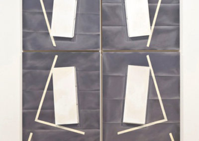 Anthony Burnham, Vue de l'exposition (2010), BANF