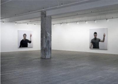Vue d'installation Galerie René Blouin, 2005 Crédits photo : Richard-Max Tremblay