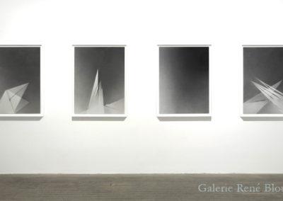 MARIE-CLAIRE BLAIS | Vue d'installation, Galerie René Blouin, 2009