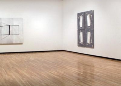 Anthony Burnham, Vue d'installation, Walter Phillips Gallery, Banff Centre, 2011