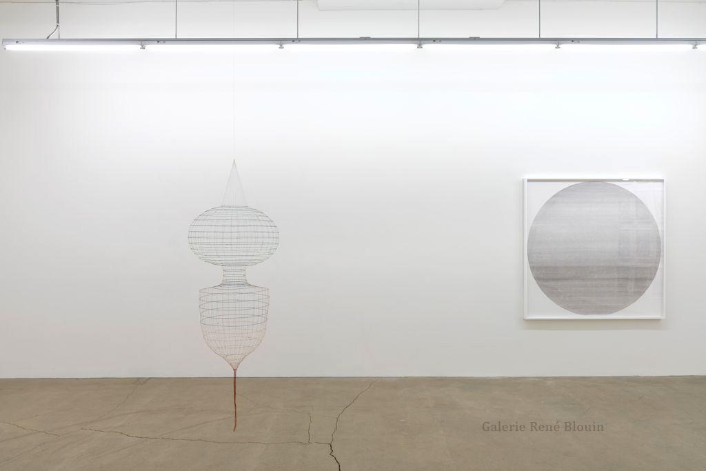 Galerie René Blouin Exposition du 30e anniversaire 20 août au 8 octobre 2016, Sarah Stevenson  Crédit photo : Guy L'Heureux