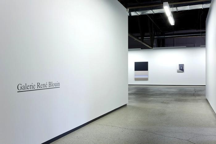 Vue de l'exposition: Pierre Dorion 10 novembre au 22 décembre 2012, Photo: Richard-Max Tremblay