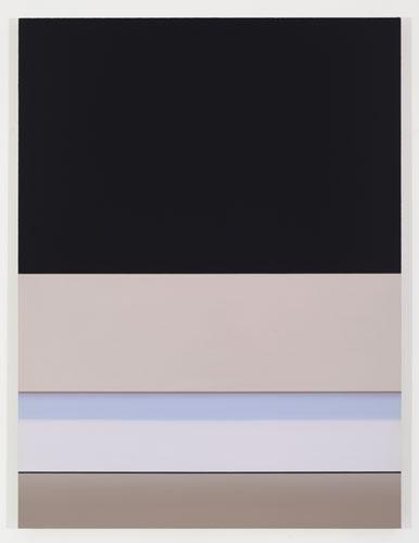 Painting, 2011, huile sur toile de lin, 152,4 x 114,3 cm / 60 x 45 pouces, Vue de l'exposition: Pierre Dorion 10 novembre au 22 décembre 2012