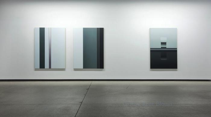 Vue de l'exposition: Pierre Dorion 10 novembre au 22 décembre 2012