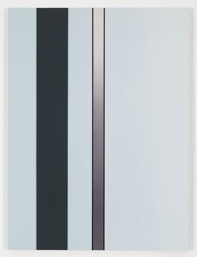 Zwirner I, 2012, huile sur toile de lin, 152,4 x 114,3 cm / 60 x 45 pouces, Vue de l'exposition: Pierre Dorion 10 novembre au 22 décembre 2012