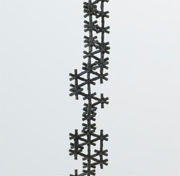 Patrick Coutu, LIGNE, (détail) 25 ans : Exposition de groupe, Vue de l'exposition (2011) Photo: Richard-Max Tremblay