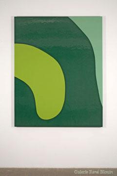 Daniel Langevin Stianes (#031), 2007 émail sur bois 152,4 x 121,9 cm / 60 x 48 pouces