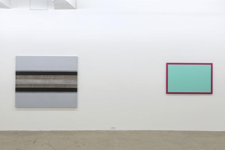 Vue de l'exposition: Nouvelles acquisitions • Collection GIVERNY CAPITOL 1 février au 5 avril 2014, Crédit Photo: Guy L'Heureux