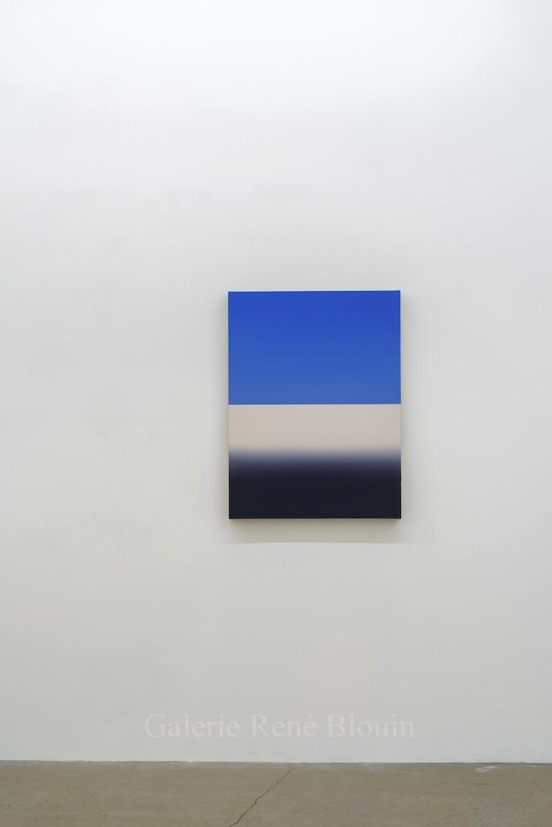 Vue d'installation, 2016 Pierre Dorion, Shade III, 2015 |  Géométries (2016) Daniel Langevin | Pierre Dorion | Francine Savard