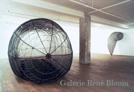 Sarah Stevenson, exposition 1 mai - 19 juin 1999, Galerie René Blouin