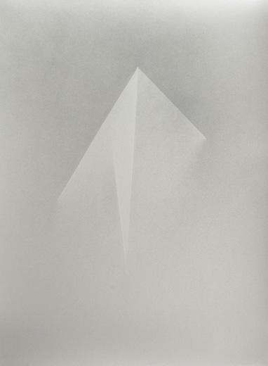Marie-Claire Blais, Tandis que le soleil brille Acte 1_4, 2009 peinture acrylique en aérosol sur papier bristol 3 plis 76,2 x 55,9 cm / 30 x 22 pouces, Vue de l'exposition: Exposition de groupe, 31 août au 5 octobre 2013, Photo: Richard-Max Tremblay