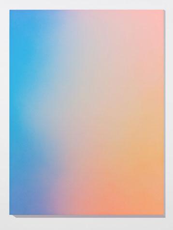 Brûler les yeux fermés, s_6, 2012 peinture acrylique en aérosol sur toile, 152,4 x 143 cm / 60 x 45 pouces, Vue de l'exposition, Marie-Claire Blais 15 septembre au 23 novembre 2012, Photo: Pascal Grandmaison