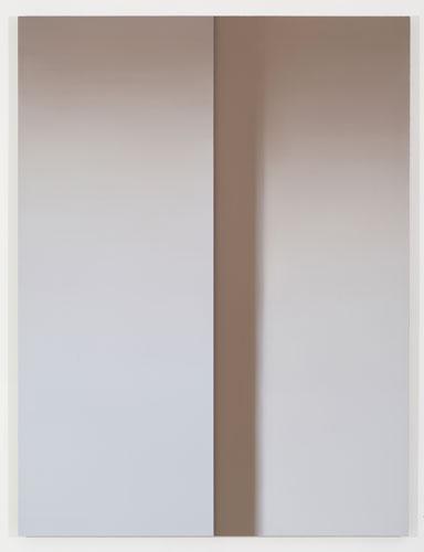 Gap, 2012, huile sur toile de lin, 182,9 x 137 cm / 72 x 54 pouces, Vue de l'exposition: Pierre Dorion 10 novembre au 22 décembre 2012