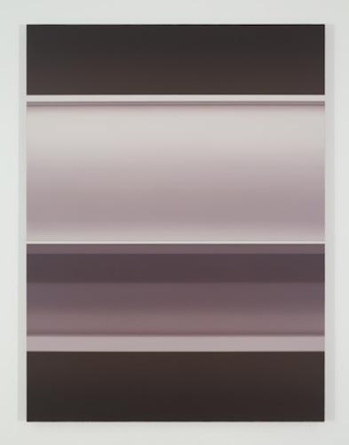 Vitrine (Whitney), 2015, huile sur toile de lin, 152,4 x 114,3 cm / 60 x 45 pouces, Pierre Dorion, Vue de l'exposition Crédit Photo: Richard-Max Tremblay