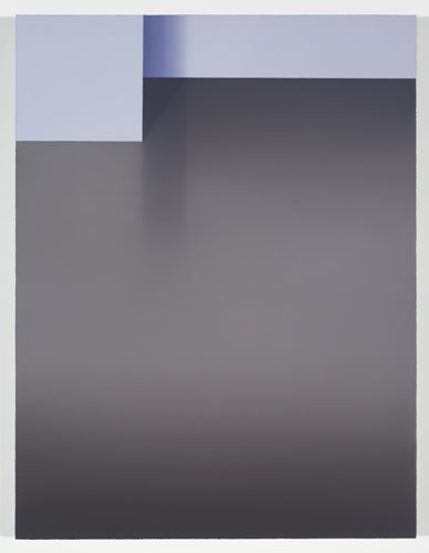Sans titre (LK), 2012, huile sur toile de lin, 83,8 x 63,5 cm / 33 x 25 pouces, Vue de l'exposition: Pierre Dorion 10 novembre au 22 décembre 2012