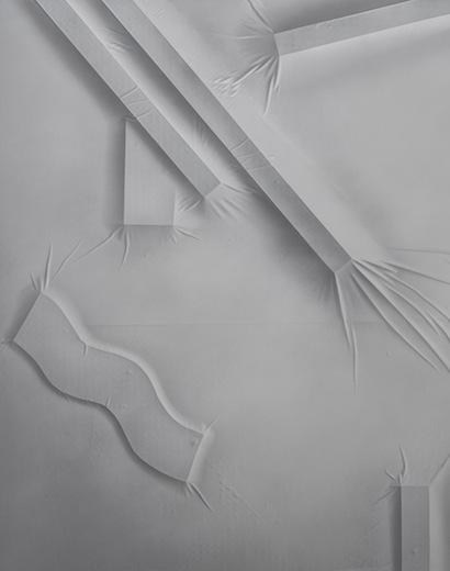 Close up center left 018, 2014 acrylique sur toile de coton, 210 x 166 cm / 82.6 x 65.3 pouces, Vue de l'exposition : Anthony Burnham15 novembre au 20 décembre 2014,Photo: Guy L'Heureux