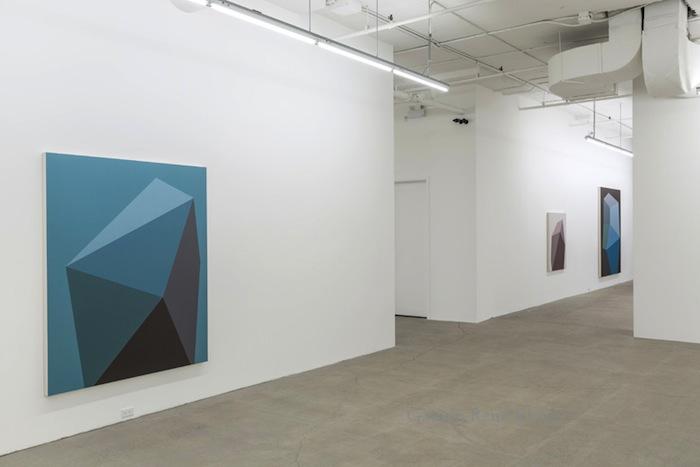 Vue de l'exposition, Daniel Langevin, 1 février au 15 mars 2014, Crédit Photo: Guy L'Heureux