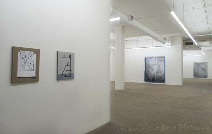 Vue de l'exposition : Anthony Burnham15 novembre au 20 décembre 2014