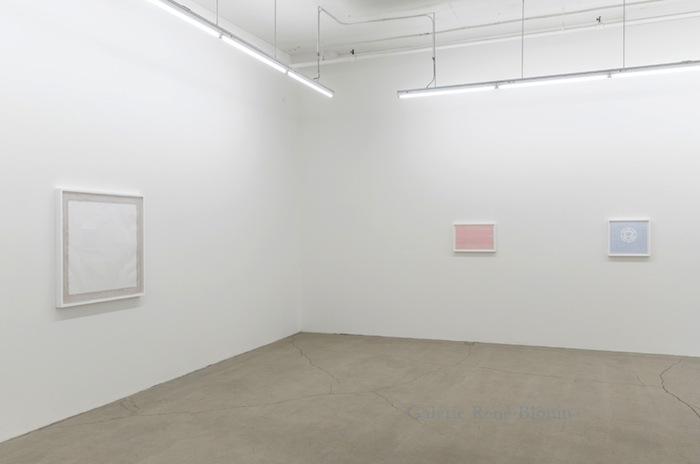 Vue de l'exposition : Simon Bertrand SALLE 3 27 septembre au 8 novembre 2014, Photo: Guy L'Heureux