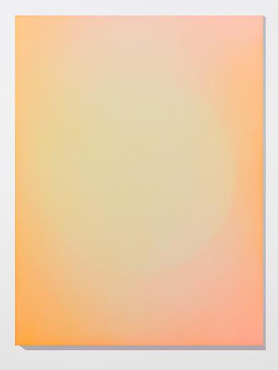 Marie-Claire Blais, Brûler les yeux fermés, S_13, 2012 peinture acrylique en aérosol sur toile, 152,4 x 143 cm / 60 x 45 pouces, Vue de l'exposition: Miroirs 30 novembre 2013 au 25 janvier 2014, Photo: Guy L'Heureux