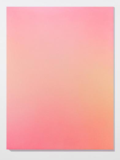 Marie-Claire Blais, Brûler les yeux fermés, S_2, 2012 peinture acrylique en aérosol sur toile, 152,4 x 143 cm / 60 x 45 pouces, Vue de l'exposition: Miroirs 30 novembre 2013 au 25 janvier 2014, Photo: Guy L'Heureux