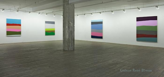 Vue de l'exposition (2011), Daniel Langevin, Photos: Richard-Max Tremblay