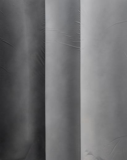 Extreme close up top center 011, 2014 acrylique sur toile de coton, 210 x 166 cm / 82.6 x 65.3 pouces