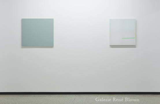 25 ans : Exposition de groupe, Vue de l'exposition (2011) Photo: Richard-Max Tremblay