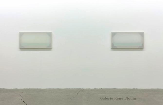 Marie-Claire Blais | Simon, Vue de l'exposition (2015) Photo: Richard-Max Tremblay
