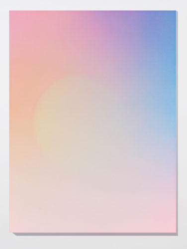 Brûler les yeux fermés, s_8, 2012 peinture acrylique en aérosol sur toile, 152,4 x 143 cm / 60 x 45 pouces, Vue de l'exposition, Marie-Claire Blais 15 septembre au 23 novembre 2012, Photo: Pascal Grandmaison