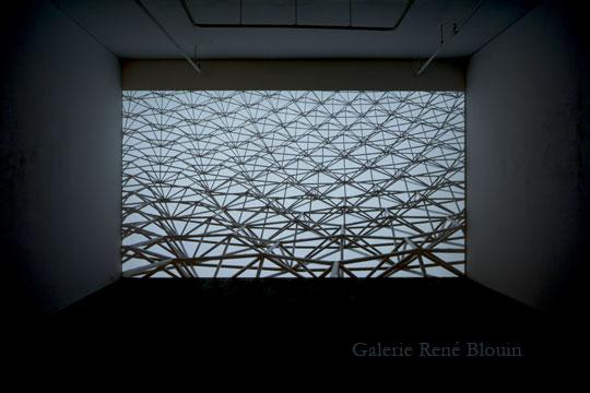 PASCAL GRANDMAISON | Vue de l'exposition (2010-2011) :  Pascal Grandmaison, Photo: Richard Max Tremblay