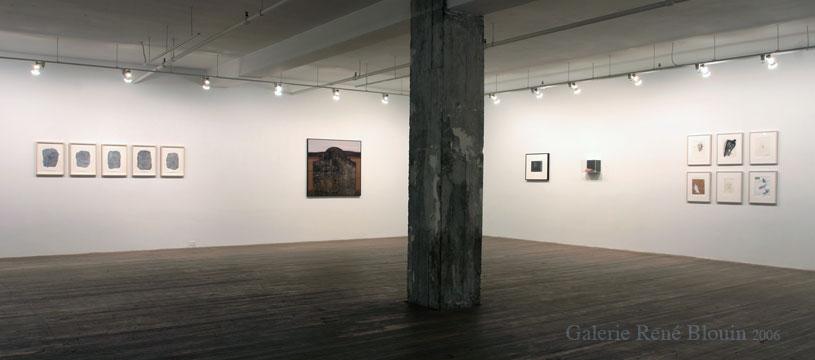 Portraits (exposition de groupe) 6 juillet 2006 - 19 août 2006