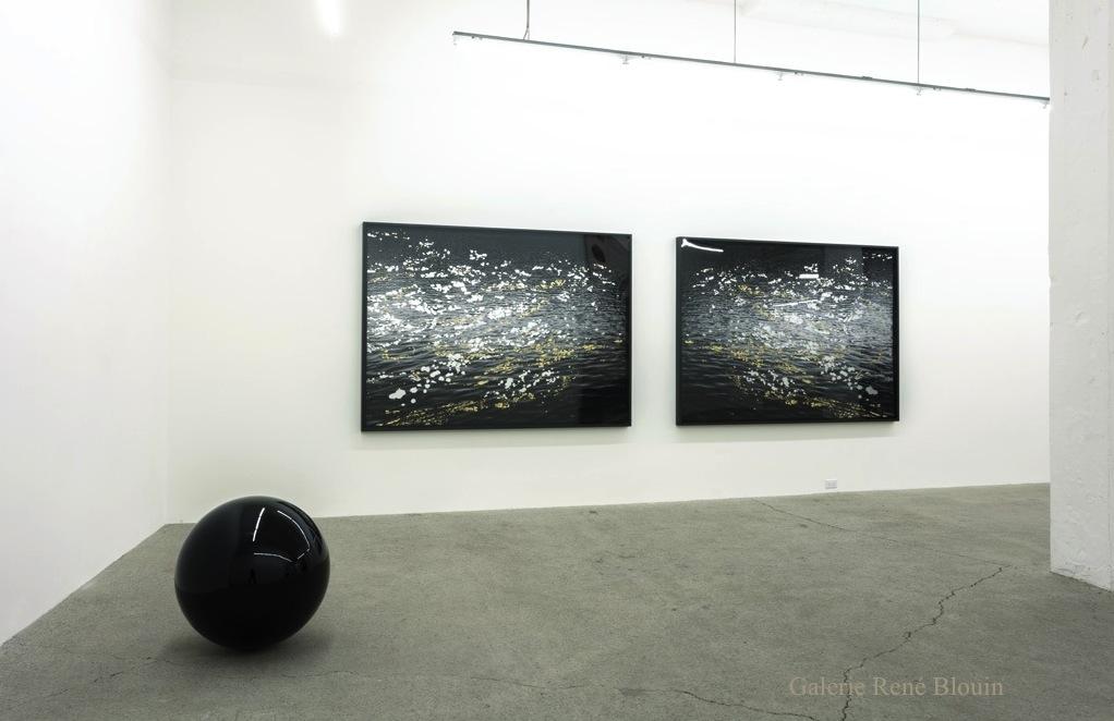 Vue d'installation, Exposition de groupe, 8 octobre au 19 novembre, 2016, Commissaires : Geneviève Cadieux et Kiki Smith, Crédit photo : Richard-Max Tremblay