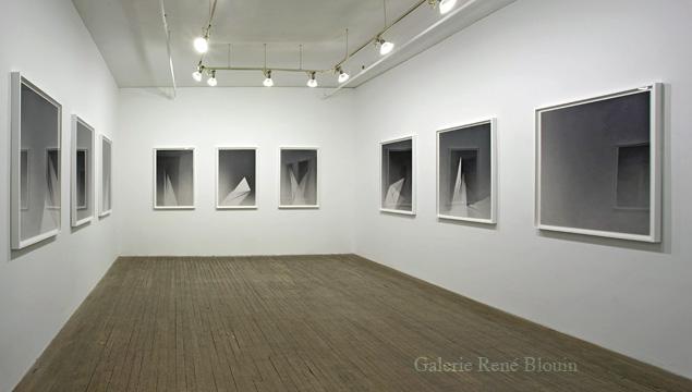 Daniel Langevin, Vue de l'exposition (2009) Photo: Richard-Max Tremblay
