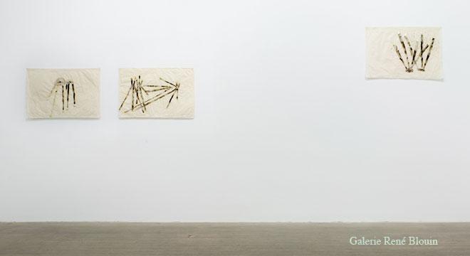 Geneviève Cadieux / Kiki Smith, Vue de l'exposition (2009)   Photo: Frédéric Bouchard