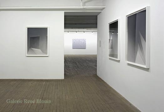 Daniel Langevin et Marie-Claire Blais, Vue de l'exposition (2009)  Photo: Richard-Max Tremblay
