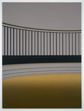 Pierre Dorion, Berggruen, 2008 huile sur toile lin 243,8 x 182,9 cm / 96 x 72 pouces (2008) Photo: Richard-Max Tremblay
