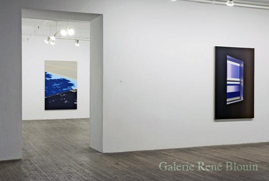Pierre Dorion, Vue de l'exposition (2008) Photo: Richard-Max Tremblay