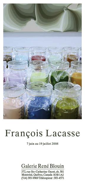 François Lacasse, INVITATION (2008)  Photo: Richard-Max Tremblay