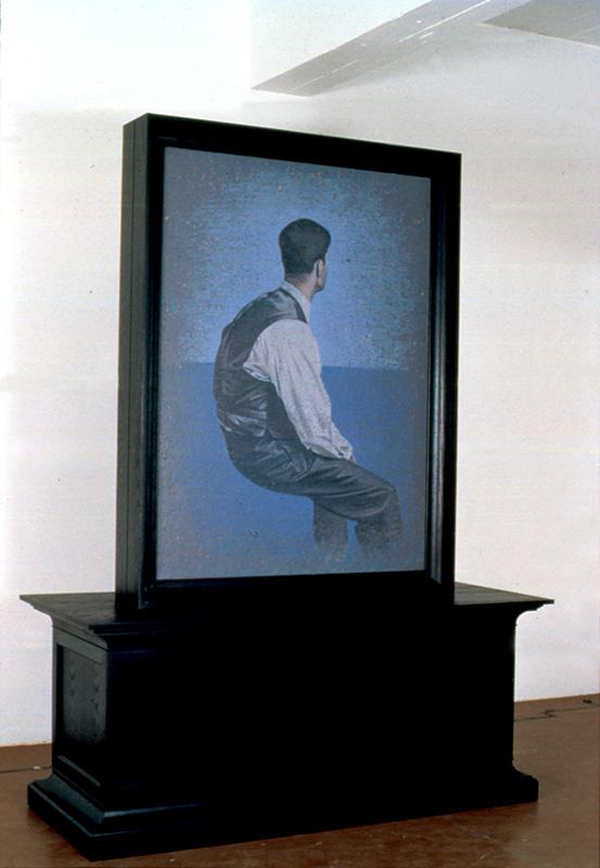 Pierre Dorion, Installation, Galerie Rene Blouin, 17 février - 17 mars 1990