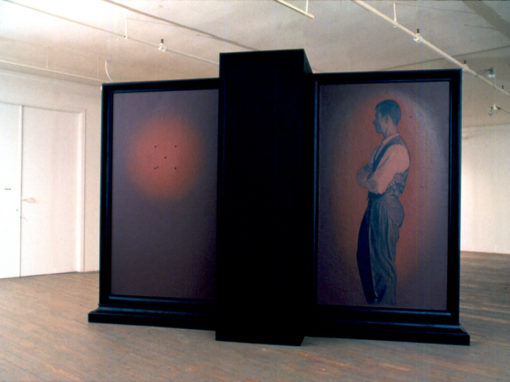 Pierre Dorion, Charles Gagnon, Will Gorlitz 1993
