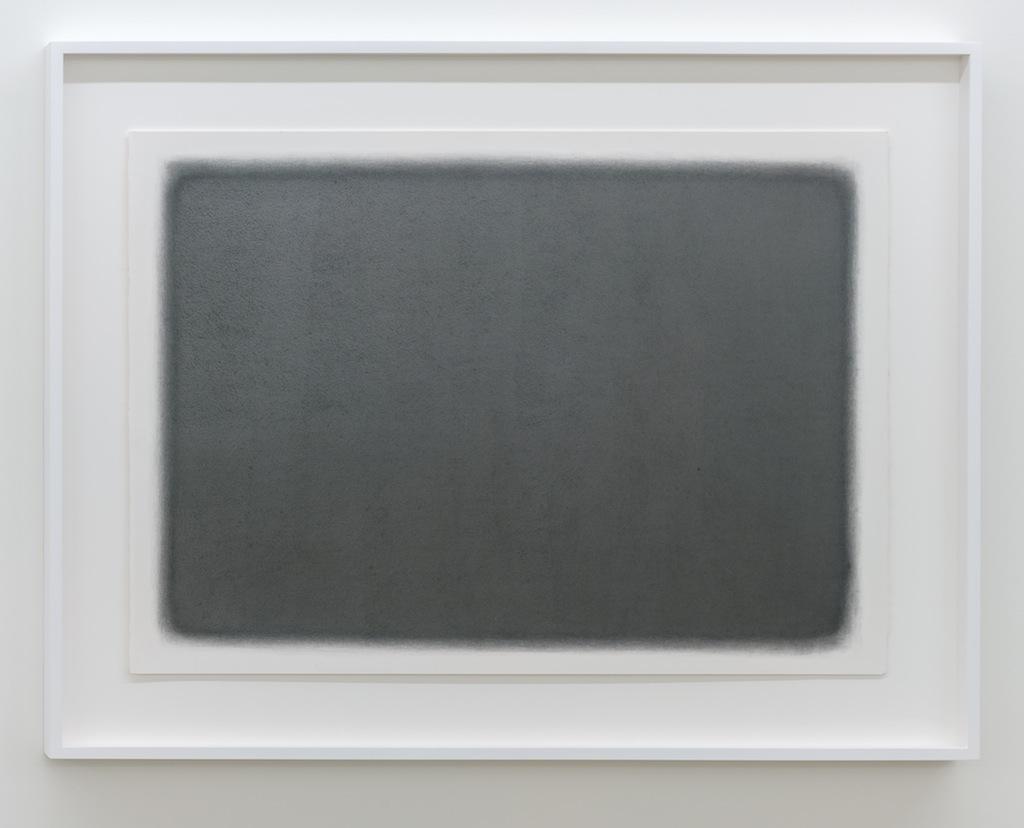 Simon Bertrand, Les débuts, 2016, Graphite sur papier Fabriano, 53 x 76 cm