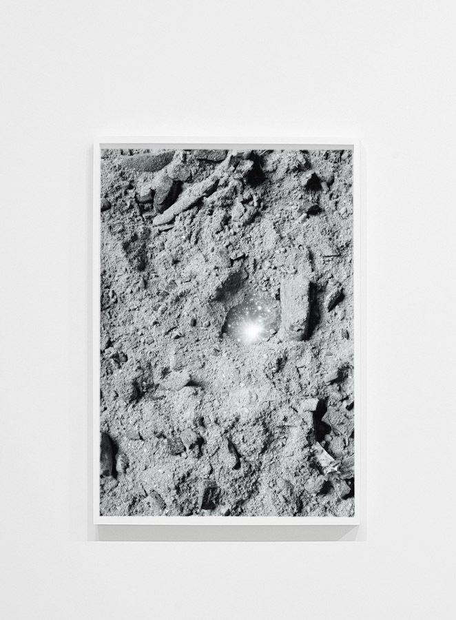 Pascal Grandmaison, Void view 20, 2010, impression au jet d'encre montée sur aluminium, 22.5 x 15 pouces