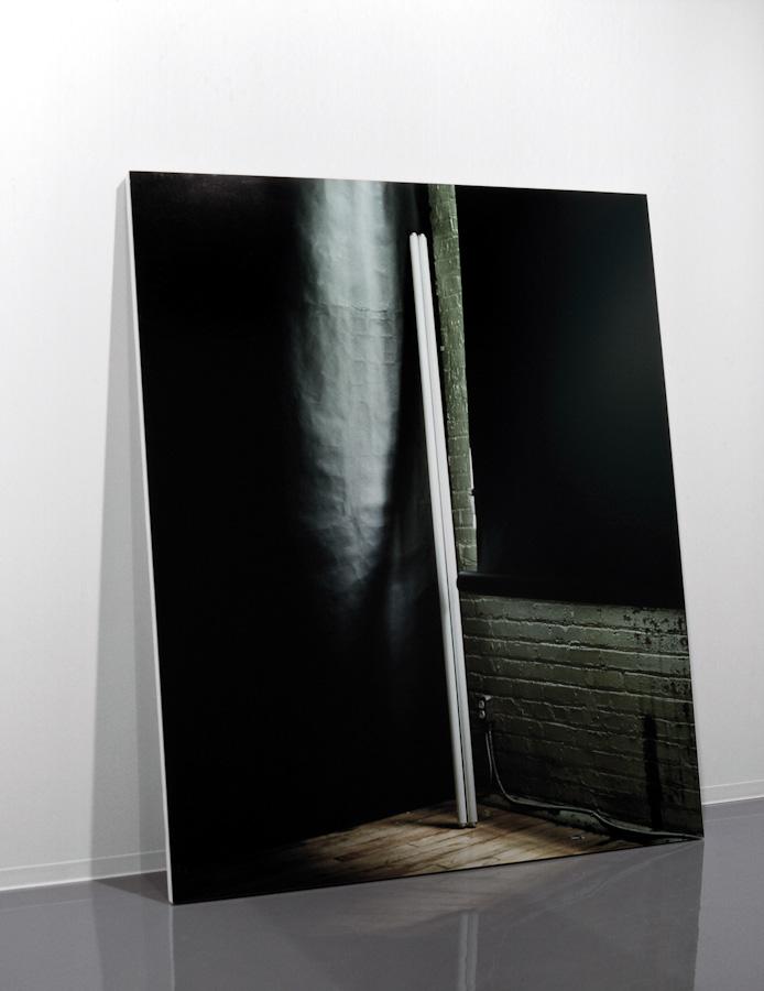 Pascal Grandmaison, Daylight, 2002, épreuve à développement chromogène, 229 x 183 x 22 cm