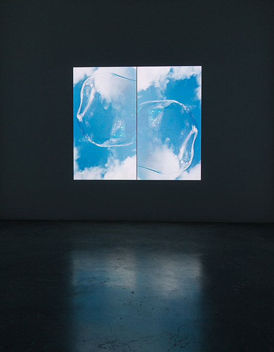Pascal Grandmaison, Dissolution I, 2015, video HD, 4m 44s