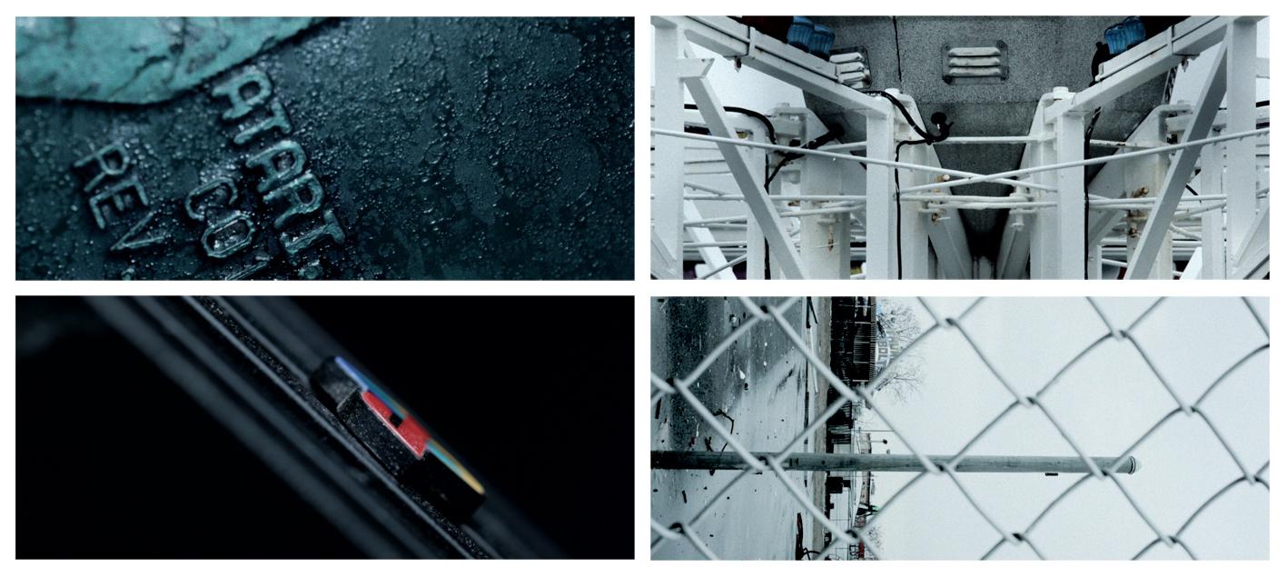 Pascal Grandmaison, Light my fiction, 2010, video 1080P HD avec son, 27 minutes